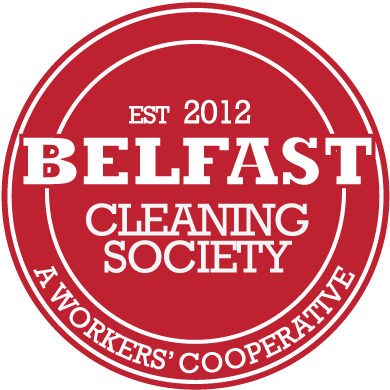 Belfast Cleaning Society Logo